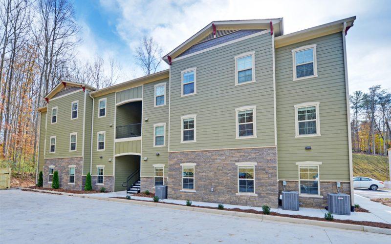 University Loft Apartments